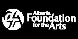 White AFA Logo